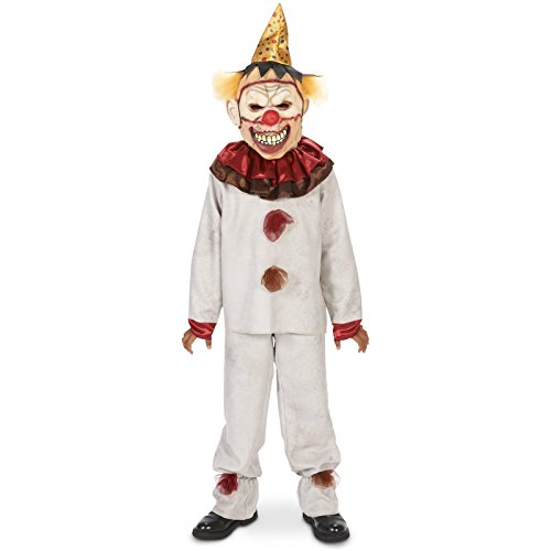 Scary the Carnival Clown Child Costume