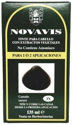 NOVAVIS - TINTE 3 N CASTAÑO OSCURO NOVAV