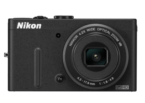 Nikon COOLPIX P310 16.1 MP CMOS Digital Camera with 4.2x Zoom NIKKOR Glass Lens and Full HD 1080p Video (OLD MODEL)