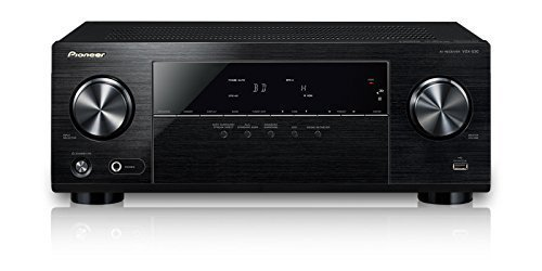 Pioneer VSX-530-K - Receptor Audio/Video, 5.1 Canales, Bluetooth, color Negro