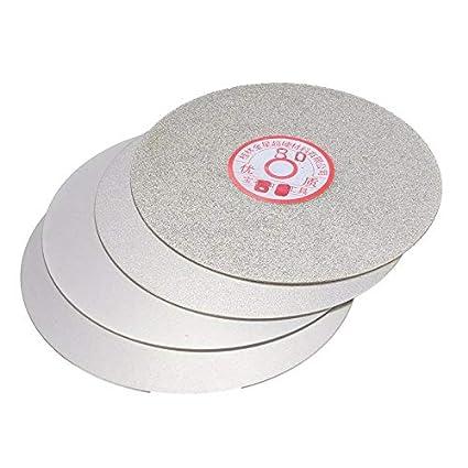 Kul-Kul - 4pcs/set Diamond Polishing Disc 600 800 1200 3000 Grit 6