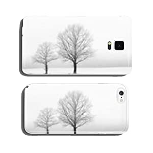 Trees in winter cell phone cover case iPhone6 Plus
