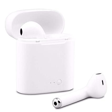 Erabdus i7s - Auriculares inalámbricos con Bluetooth, Auriculares estéreo in-Ear con Caja de