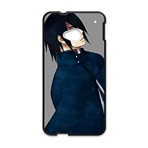 HTC One M7 phone case Black Naruto SYT9762371