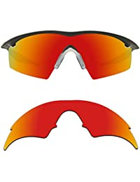 2df5794cca Replacement Lenses Different Colors for Oakley M Frame Sweep Sunglass  Polarized