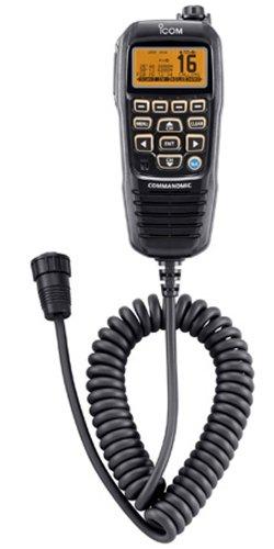 ICOM IC-HM-195B Command Mic IV for M424 VHF, Black by Icom