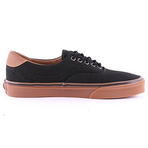 amp;l Black Vans C Gum Shoes 59 Unisex Era Classic Skate qU1YB0q