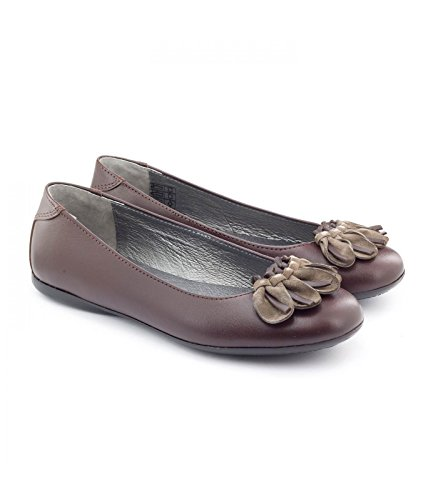Boni Classic Shoes, Mädchen Ballerinas Marone