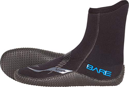 Bare 5 Mm Boot - Bare 5mm Booties Scuba Diving Surf Boots