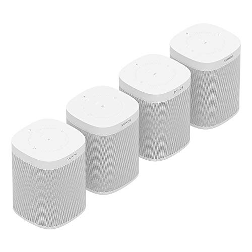 For Sale! All-New Sonos One Four Room Set (White)