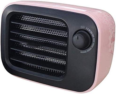 Calentador Espacio, Escritorio Ventilador Calefactor, Personal ...