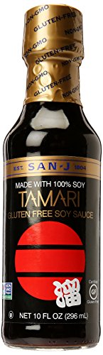 San-J Tamari Premium Soy Sauce, 10 oz