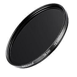 Neewer® 72mm 72 Mm 850nm 850 Nm Infrared Ir Pass Filter