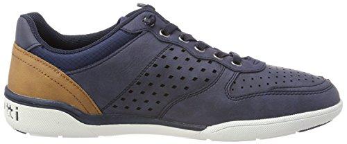Herren Sneaker Bugatti Dark 321465055000 Blue Blau SHW4ayq