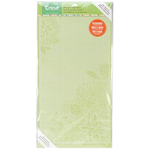 Cricut StandardGrip Adhesive Cutting Mat, 12 by 24-Inch, 2 Mats (7 Day To Die)