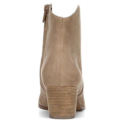 Carlos Di Carlos Santana Womens Harper Boot Chateau Grey