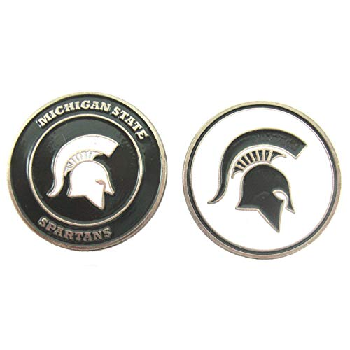 Michigan State Spartans 2-Sided NCAA Golf Ball ()