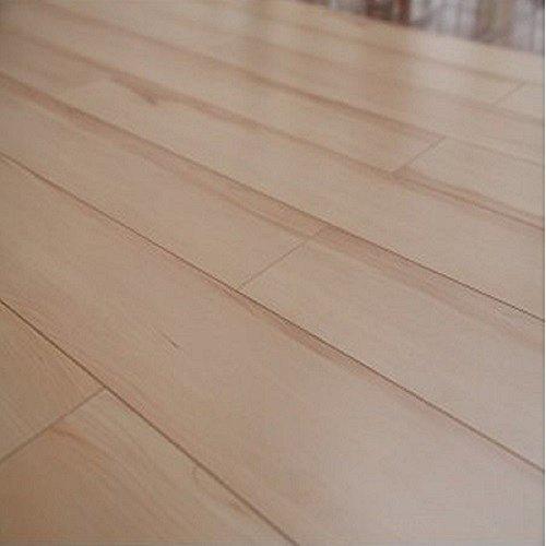 Dekorman 1628, Laminate Flooring 1215 mm x 169 mm AC3 CARB2 Clicklocking, Maple Natural, 12 mm, Cream - Maple Natural Laminate Flooring