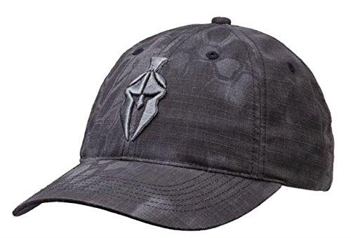 68af3aef Kryptek Spartan Logo Hat, Color: Typhon, One Size (15logoht ...