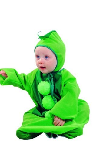 RG Costumes Sweet Pea Costume, Standard/0-8 Months