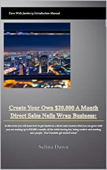 Create Month Direct Sales Business ebook product image