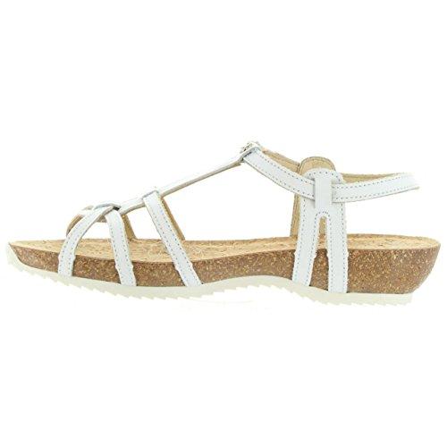Sandali per Donna PANAMA JACK DORI RUN B4 NAPA BLANCO size-map 40