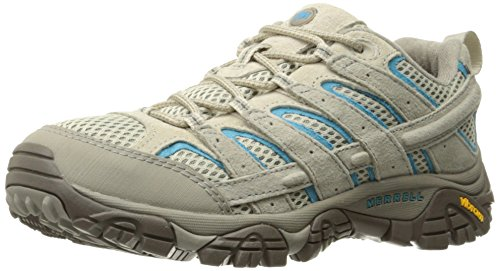 US Shoe Hiking Aluminum Blue Merrell Horizon Moab Vent 2 Women's wqxBFUSH