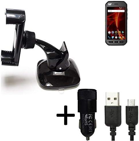 K-S-Trade® Top Set para Caterpillar Cat S41 Dual-SIM Montaje ...