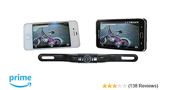 1eced767196ea5 Amazon.com  4UCAM WiFi Backup Camera for iPhone iPad and Android  Cell  Phones   Accessories