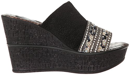 Wedge Ll Liberty Black Love Sally amp; Sandal Women's XqWHzv