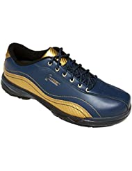 Hammer Mens Force Performance Bowling Shoes LE- Admiral Navy/Gold