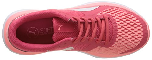Puma Reveal Flex Peach Basses Soft Fluo T1 Sneakers paradise Pink puma Adulte Mixte Rose White BwZrqBxR