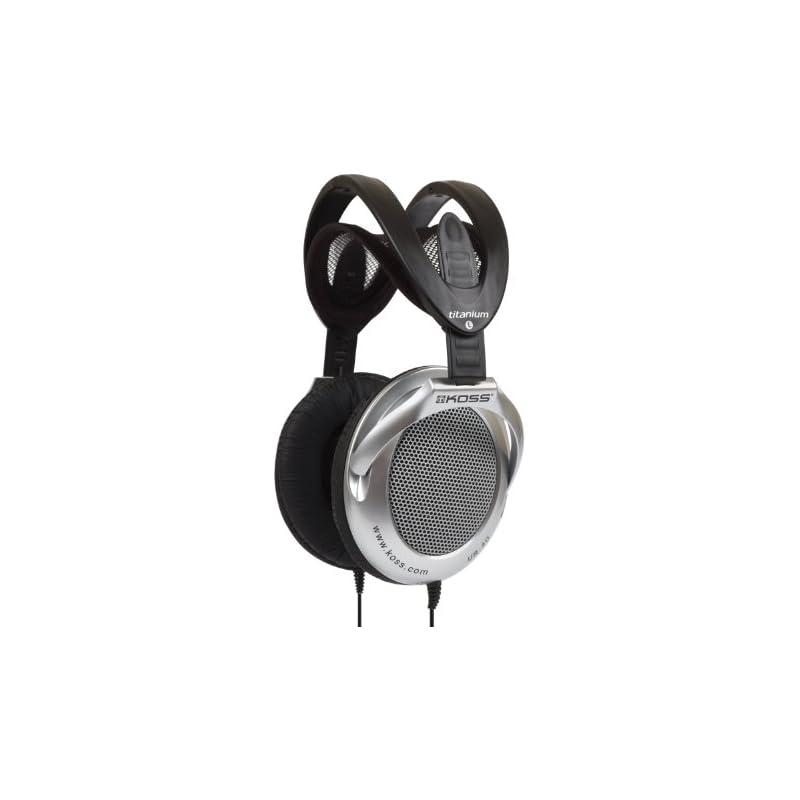 Koss UR40 Collapsible Over-Ear Headphone