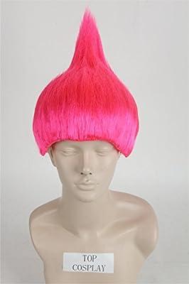 Disfraz de cosplay Party peluca de pelo para las mujeres las niñas ...