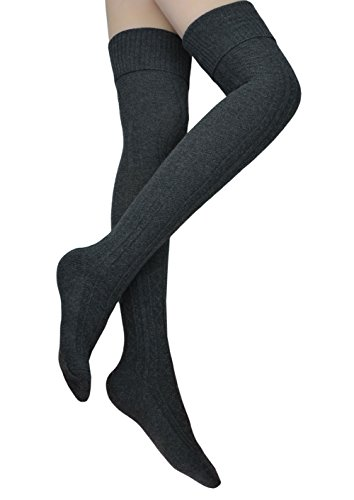Womens Extra Long Thigh Stockings