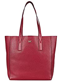 Junie Large Pebbled Leather Tote
