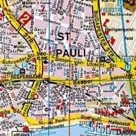 Sticky Jam Imán Hamburgo St. Pauli