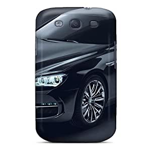For Galaxy S3 Tpu Phone Cases Covers(bmw Concept Gran Coupe)