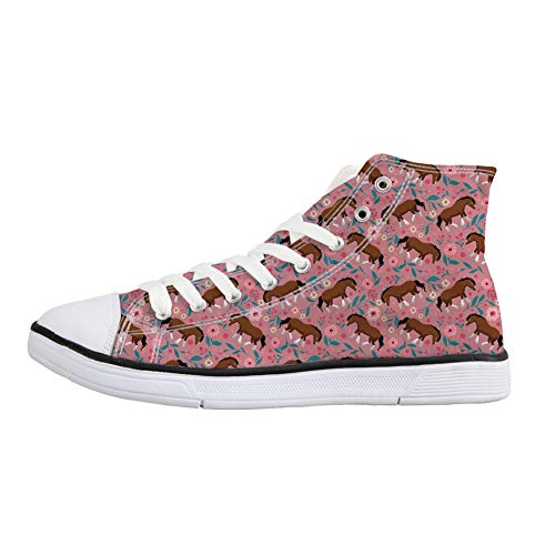 Femme Floral Coloranimal Coloranimal Montants Clydesdale Femme Montants xwPS6nvqZI