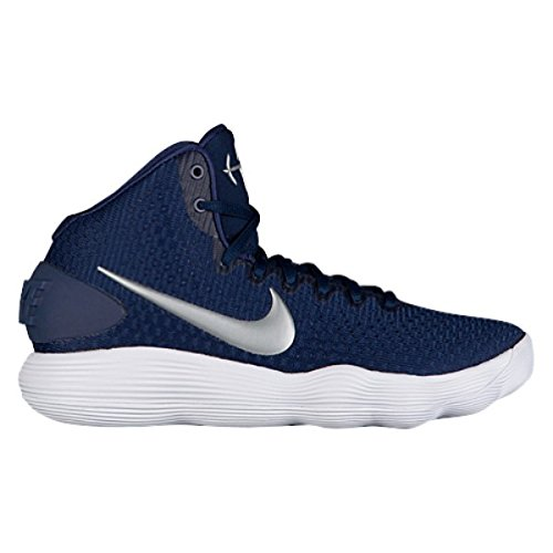 現実的洞窟ウール(ナイキ) Nike レディース バスケットボール シューズ?靴 React Hyperdunk 2017 Mid [並行輸入品]