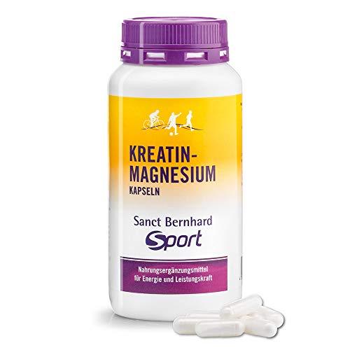 Sanct Bernhard Sport Kreatin-Magnesium-Kapseln
