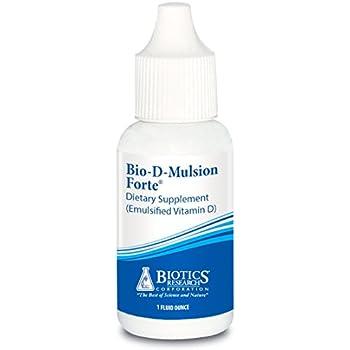 Amazon Com Biotics Research Bio D Mulsion Forte