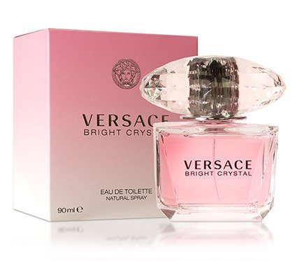 V%C3%AArsace Bright Crystal Toilette Woman