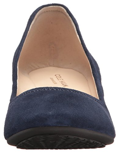 Cole Haan Women's Sadie Wedge 40MM Pump Marine Blue cheap sale low price fee shipping cheap with credit card free shipping hot sale 2YyTOgR0o