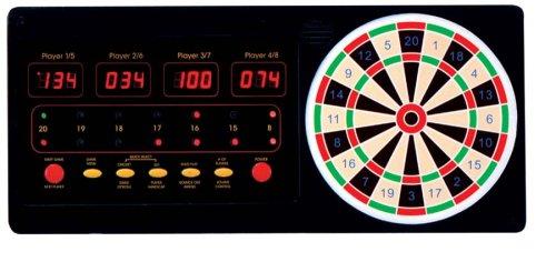 Arachnid Touch Pad Dart Scorer (Best Type Of Dart Board)