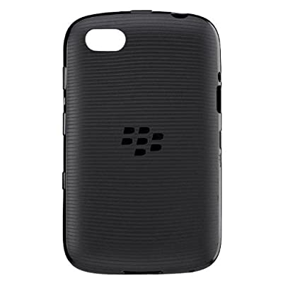 BlackBerry Soft Shell for BlackBerry 9720 - Black (Black Translucent) by BlackBerry