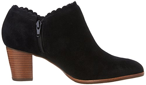 Black Rogers Marianne Women's Suede Boot Jack qUXfawX