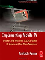 Implementing Mobile TV, 2nd Edition Front Cover