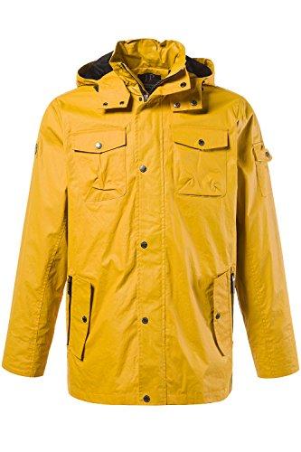 JP 1880 Homme Grandes tailles Manteau Ciré Imperméable - Veste de pluie - manteau softshell jaune L 705624 60-L