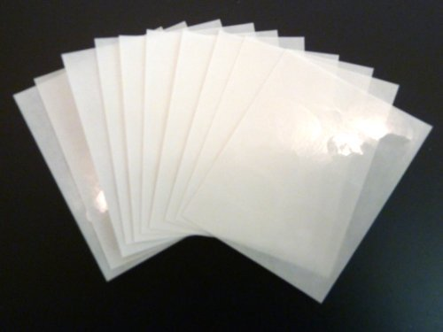 100 Labels, 25x12mm Oval, Gloss Clear Transparent, Colour Code Stickers, Self-Adhesive Sticky Coloured Labels ()